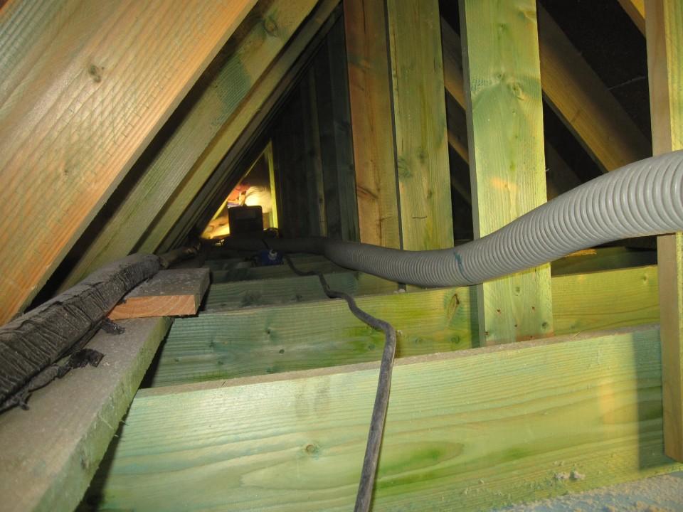 Nieuwbouw houtskelet te Wevelgem
